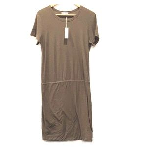 New James Perse Tee Shirt Dress